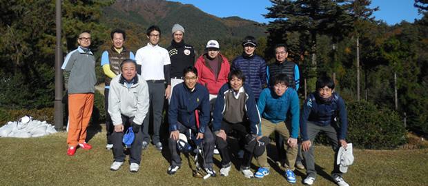 ゴルフ大会