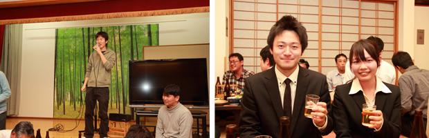 2014歓送迎会 4